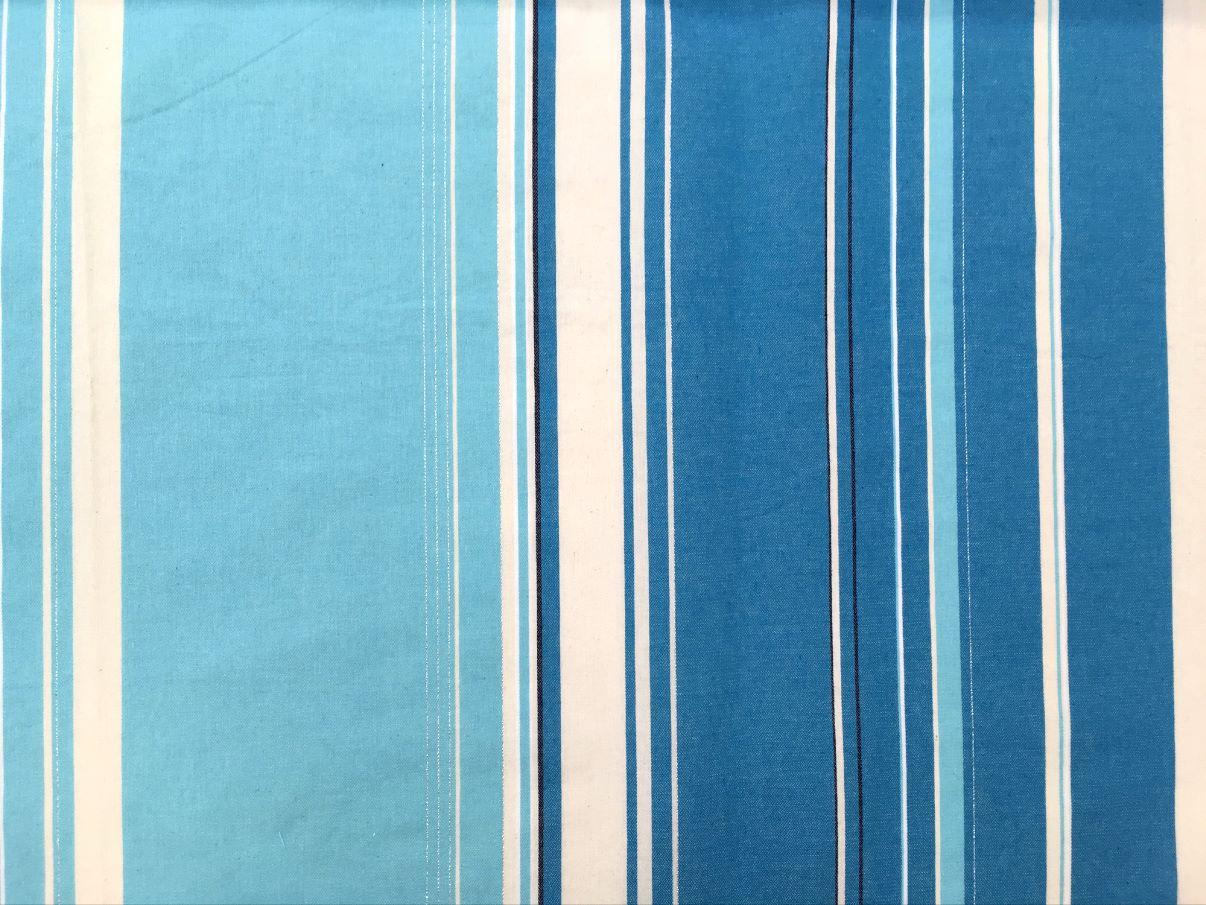 inmatex tejido hogar rayas colores detalle lurex