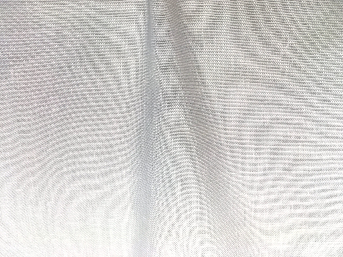 inmatex tejido moda lino algodon blanco
