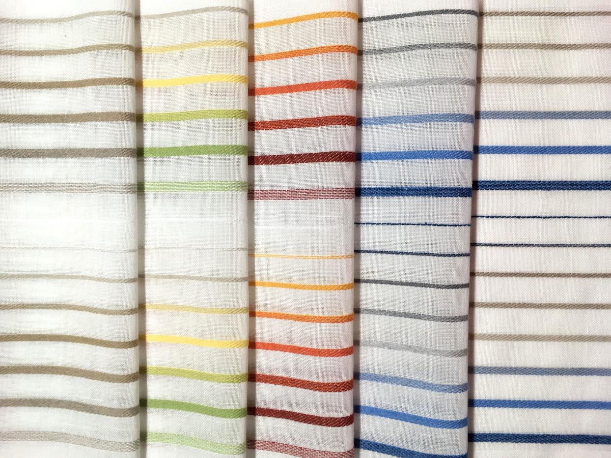 inmatex tejido hogar rayas color