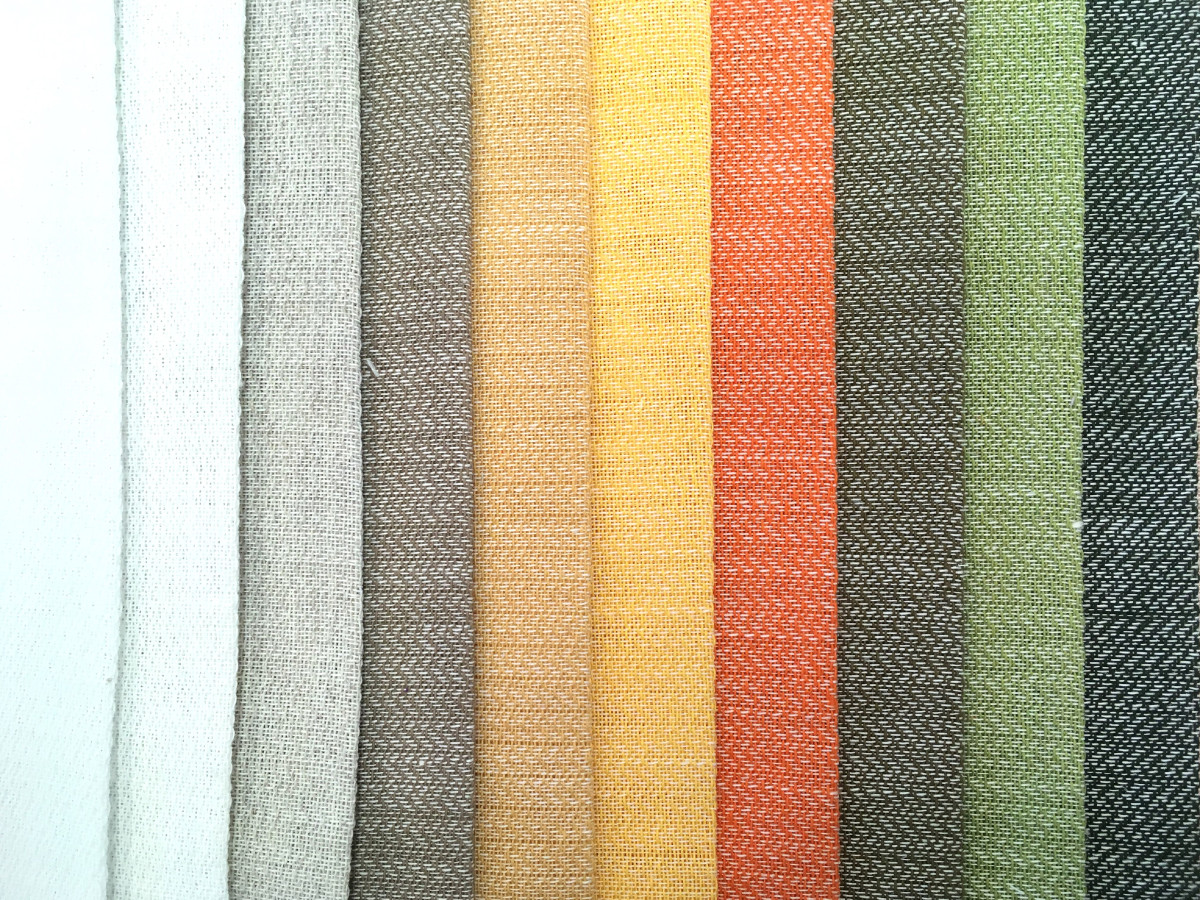 inmatex tejido hogar espiga pequeña colores