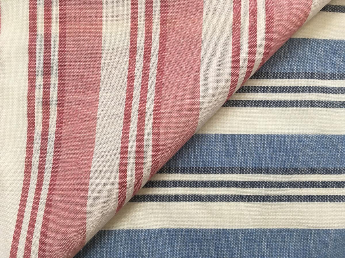 inmatex tejido moda algodon rayas colores