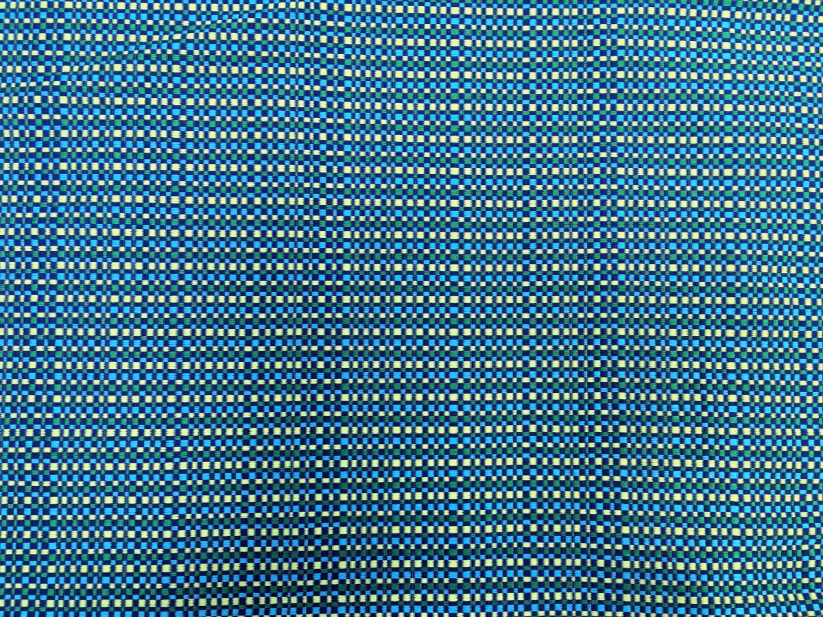 inmatex tejido moda cuadritos colores