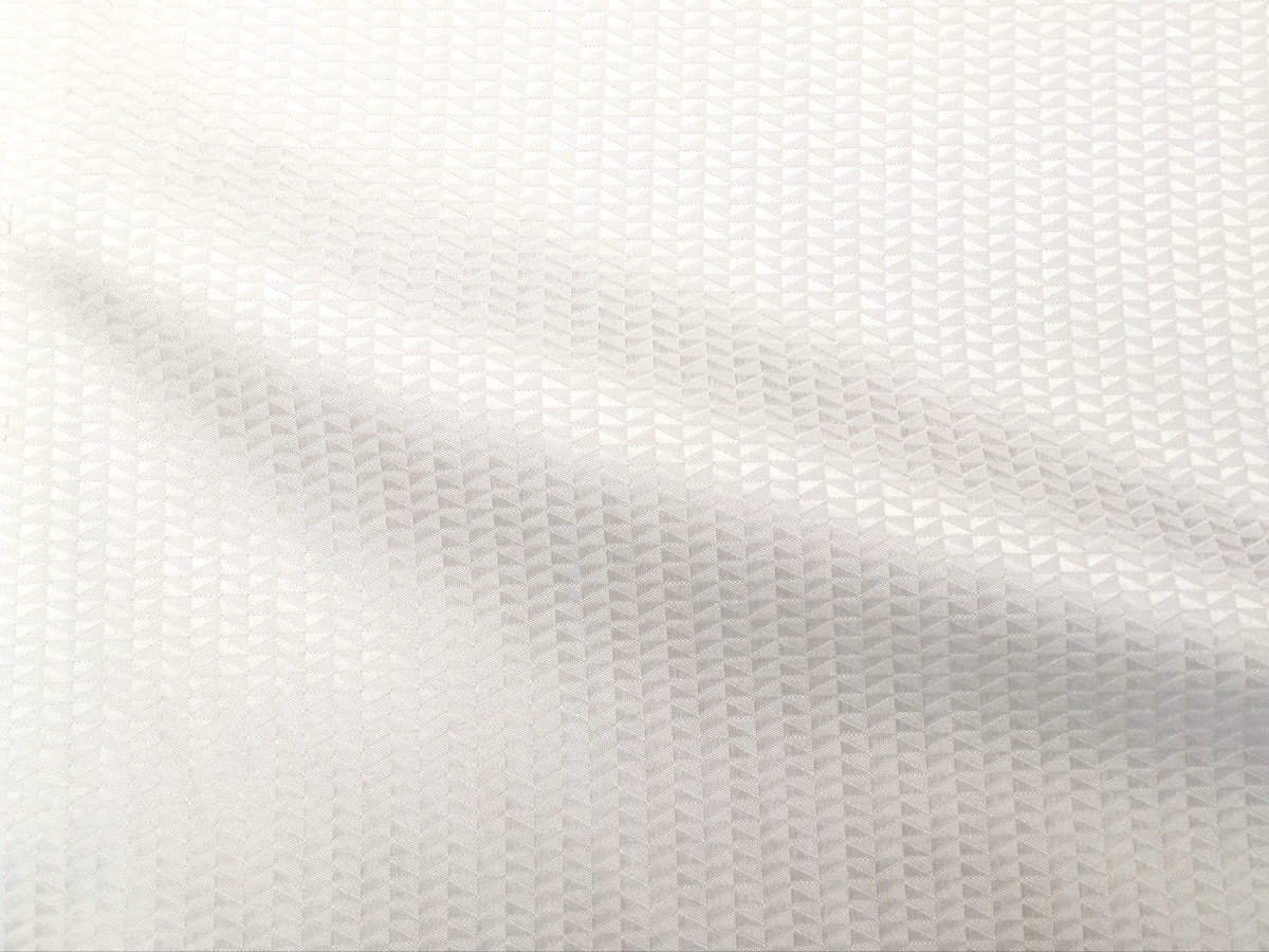 inmatex tejido moda brillante pequeña textura geométrica