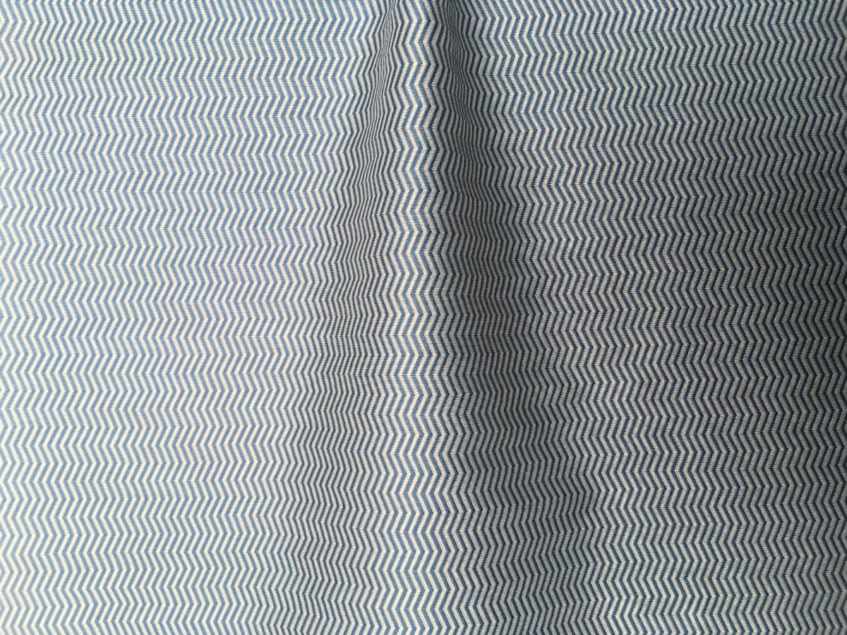 inmatex tejido moda brillo pequeño zigzag color