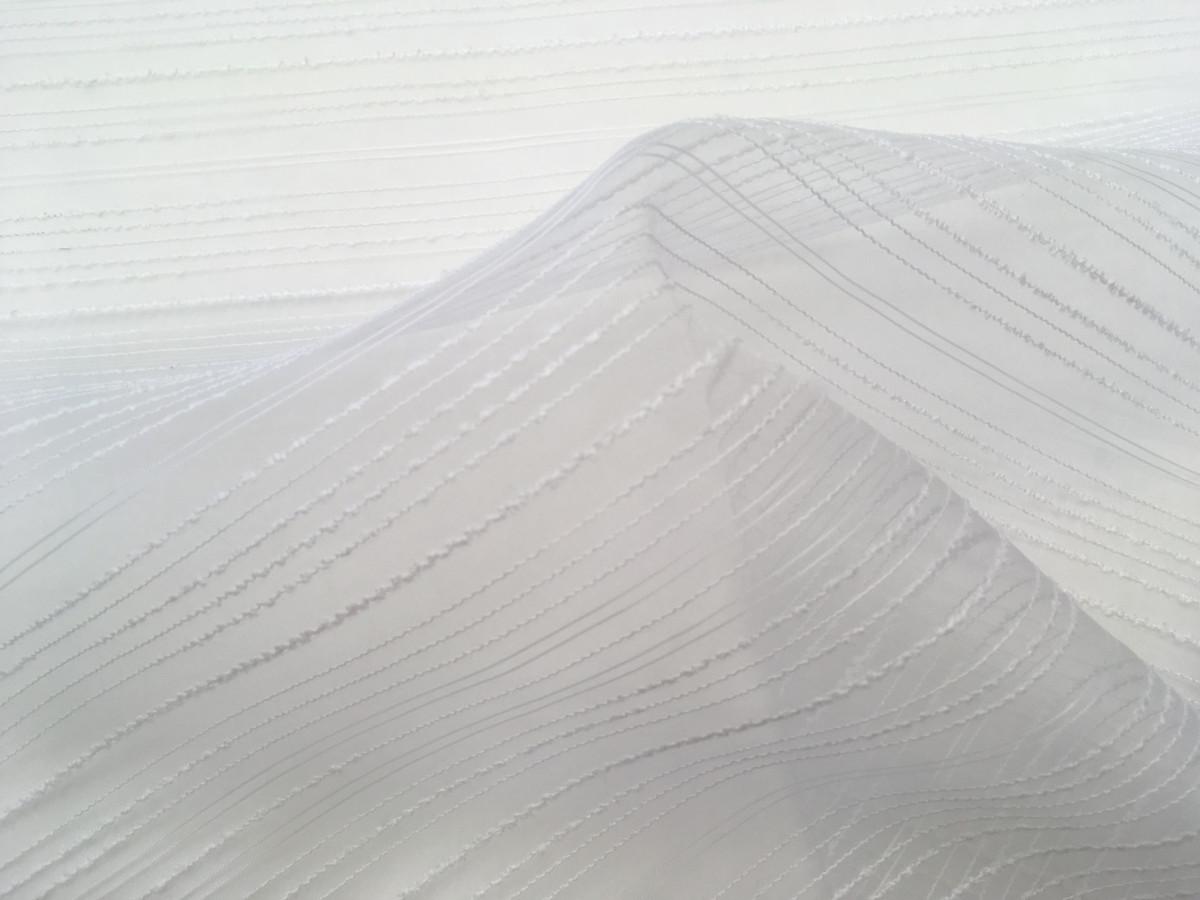 inmatex tejido transparente hilos de fantasía