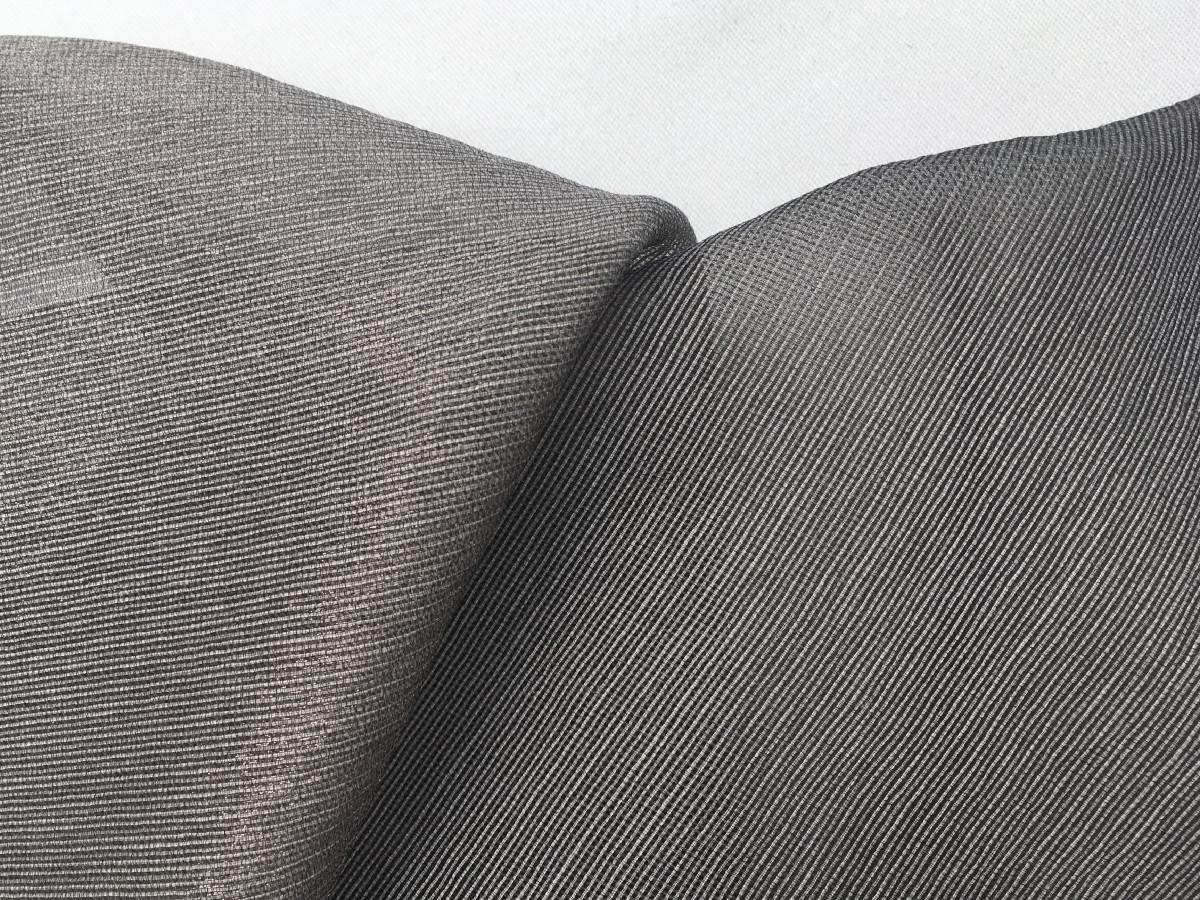 inmatex tejido semitransparente rayas color