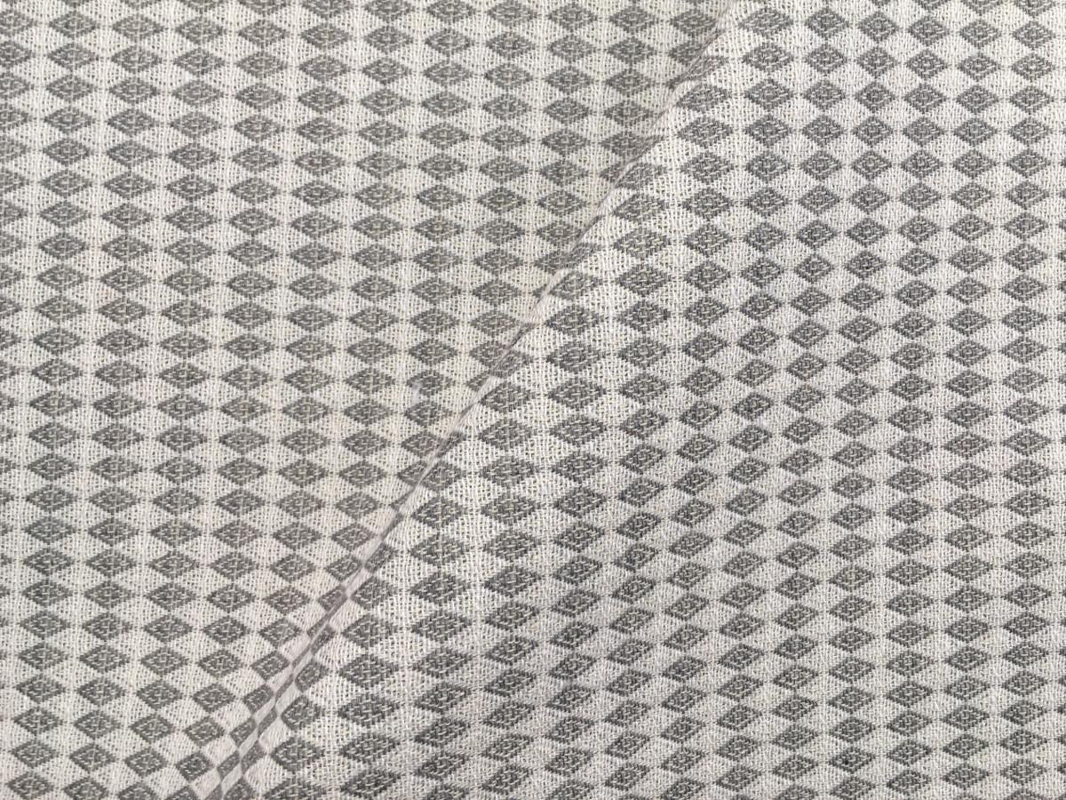 inmatex tejido decoración pequeños rombos