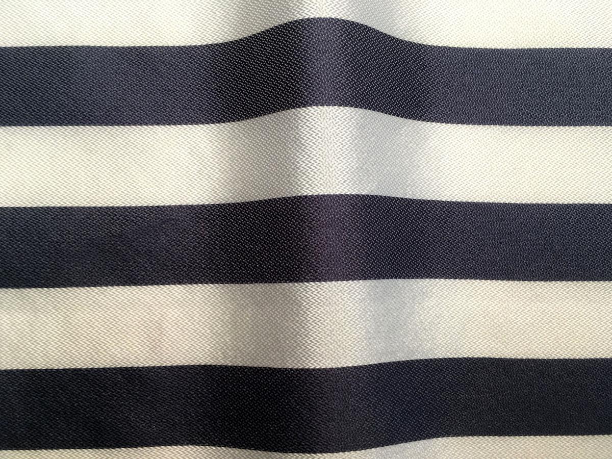 inmatex tejido moda rayas color brillo