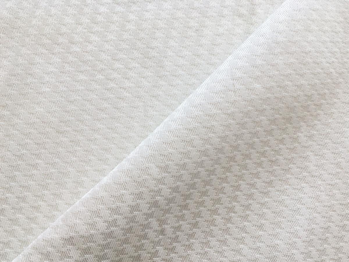 inmatex tejido pata de gallo blanco