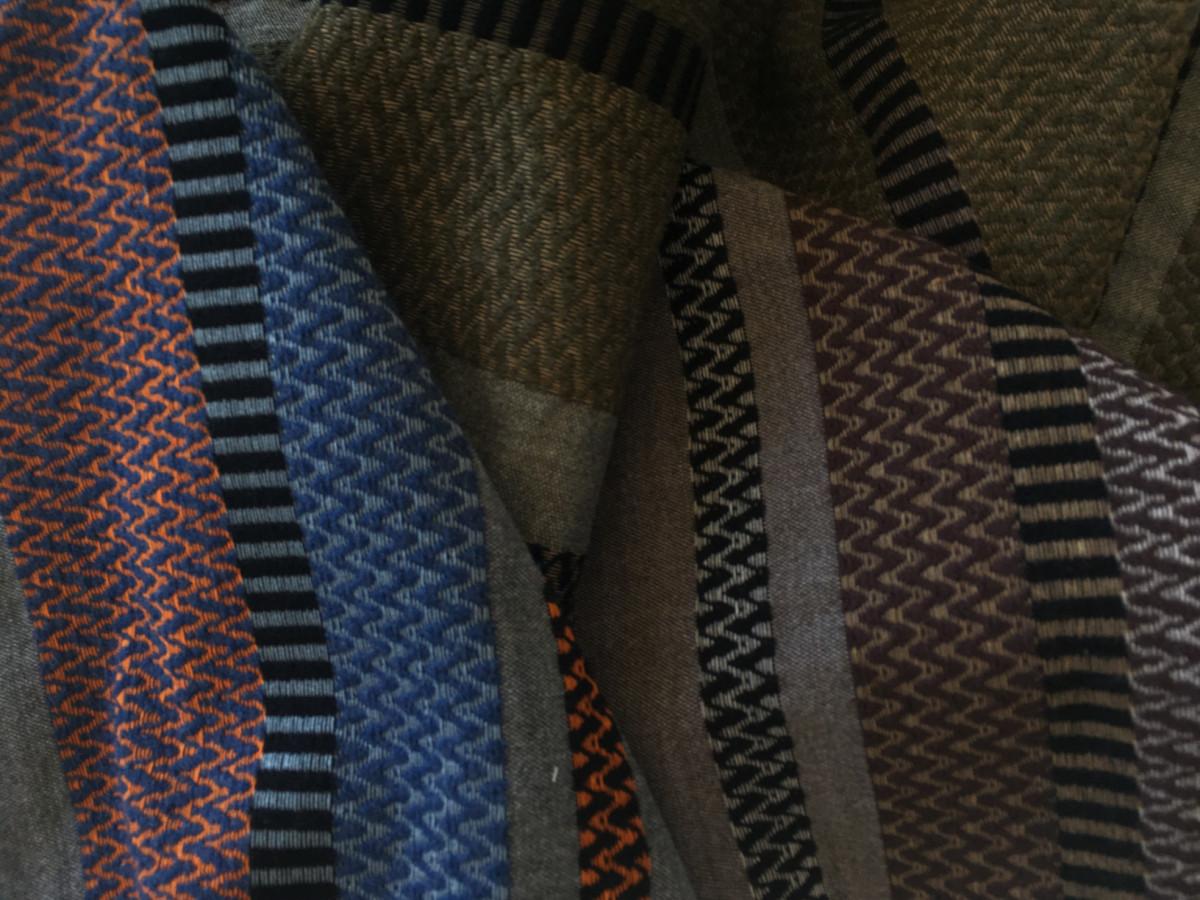 inmatex tejido moda invernal