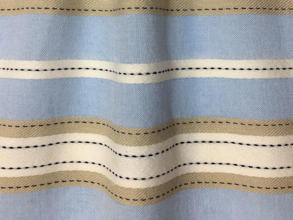 inmatex tejido moda rayas color y pespuntes