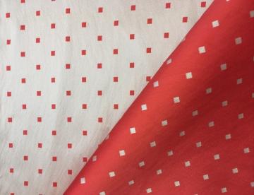 inmatex tejido moda doble cara cuadritos color
