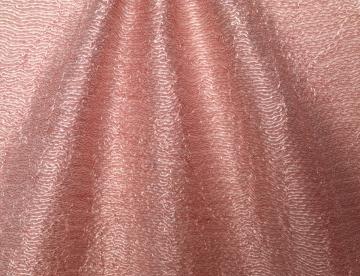 inmatex tejido moda brillo acabado stropicciato