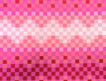 inmatex tejido moda zigzag cuadritos colores