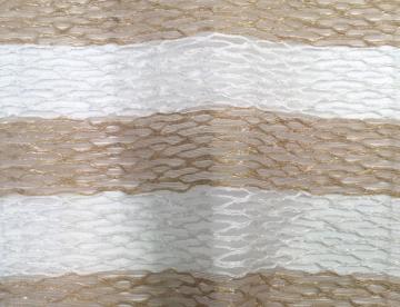 inmatex tejido moda rayas color nido de abeja