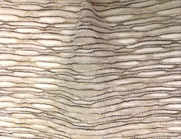 inmatex tejido moda nido de abeja semitransparente