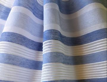 inmatex tejido moda rayas transparentes color
