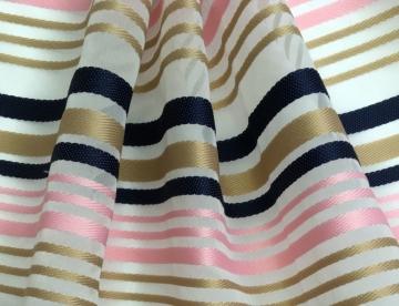 inmatex tejido voile moda rayas color y transparencias