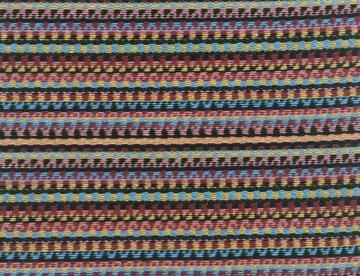inmatex tejido moda rayas color y aspecto tricot.